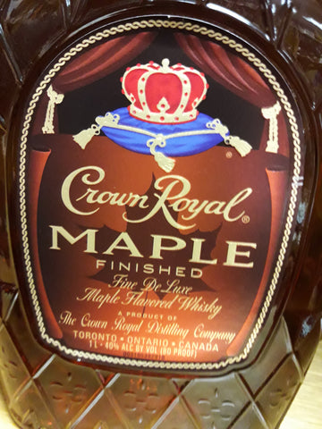 Whisky Crown Royal Maple - 1 L