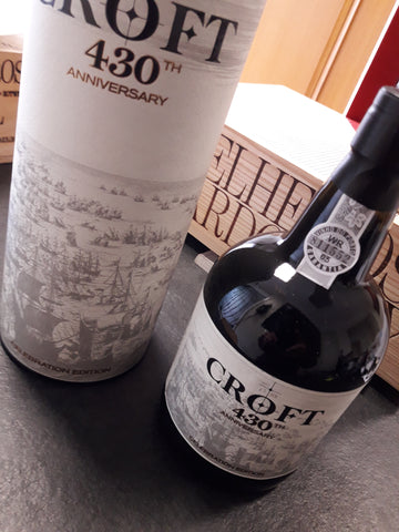 Porto Croft Reserve Ruby 430th Anniversary Celebration Edition - 75 cl