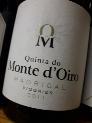 Quinta do Monte d'Oiro Madrigal Lisboa Branco 2011