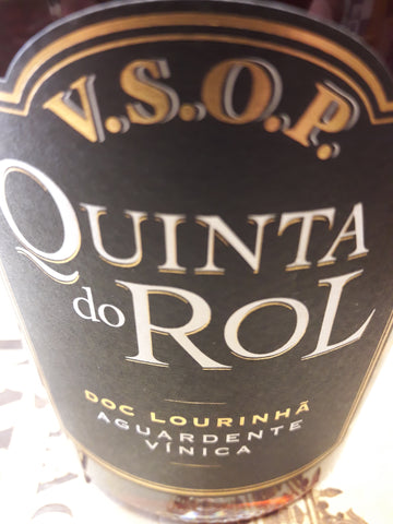 Aguardente Velha Quinta do Rol VSOP - 70 cl