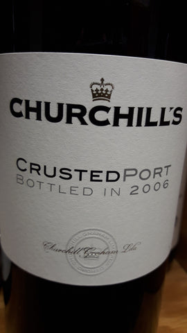 Porto Churchill's Crusted Port 2006