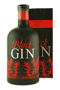 Gin Black Distillers Cut Limited Edition 2012 - 60%