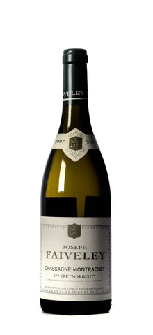 Faiveley Chassagne-Montrachet 1er Cru Morgeot Branco 2007