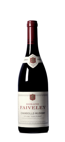 Faiveley Chambolle-Musigny 1er Cru Les Fuees Tinto 2007
