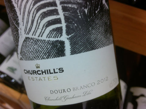 Churchill Estates Douro Branco 2012