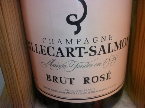 Champagne Billecart-Salmon Rose Jerobam - 3 L