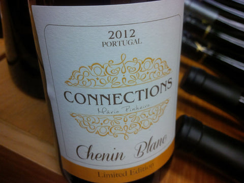 Connections Chenin Blanc Alentejo Branco 2012
