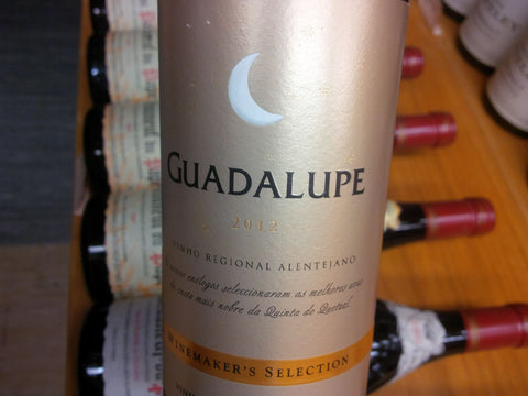 Guadalupe Selection Alentejo Branco 2012
