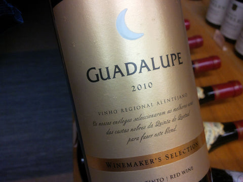 Guadalupe Selection Alentejo Tinto 2010 - Magnum