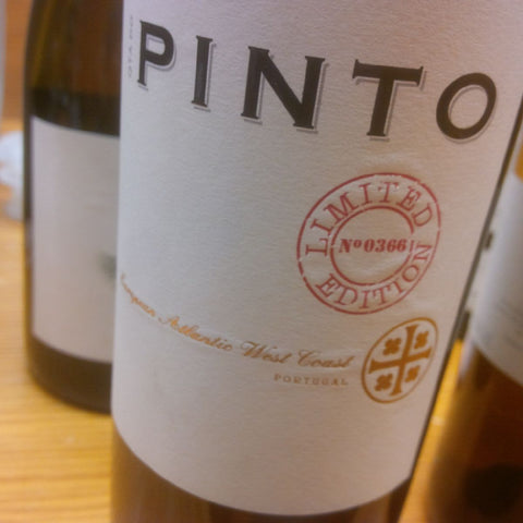 Quinta do Pinto Limited Edition Lisboa Branco 2010