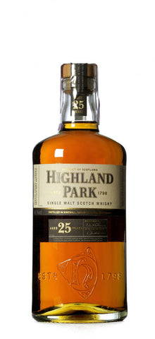 Whisky Highland Park 25 anos
