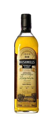 Whisky Bushmills Single Cask 1982 Vintage Bourbon Cask