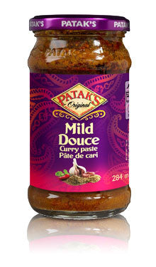 Patak's Mild Curry Paste - 283g