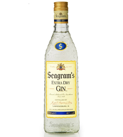 Gin Seagram Extra Dry