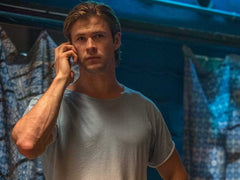 Chis Hemsworth plays an elite hacker in the thriller Blackhat.