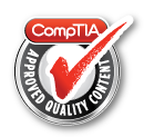 CompTIA seal of approval