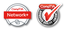 CompTIA Network+ training approved