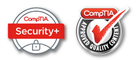 CompTIA Security+ approval