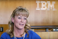 IBM adopts TestOut training