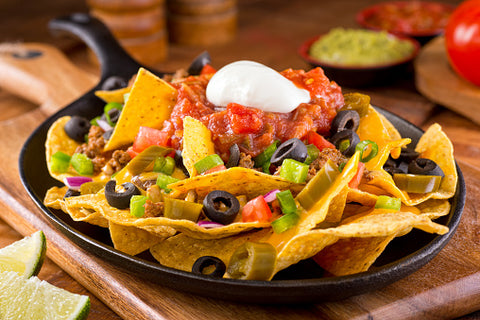 Does anybody not love nachos?