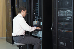 IT networking jobs require patience and training.