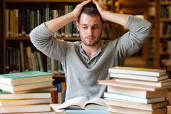 Too much reading can kill your certification drive in a hurry.