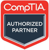 testout and comptia are partners