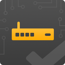 routing and switching pro icon
