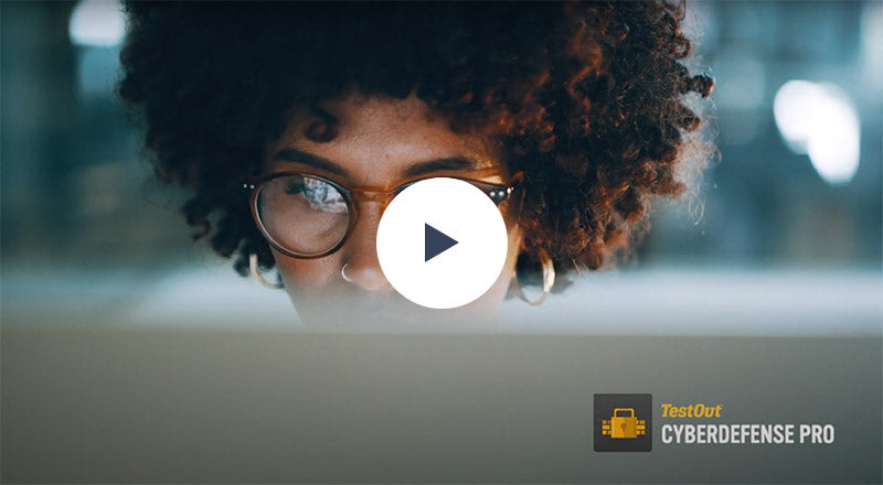 CyberDefense Features Video