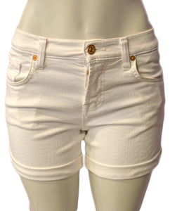 Relaxed Short- WHITE