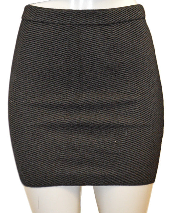 Serena Skirt- BLACK