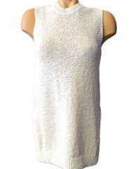 Meenaly Tank - WHITE