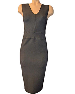 James Dress - BLACK