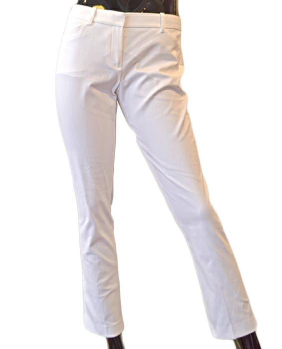 Izelle Stretch Pant - WHITE