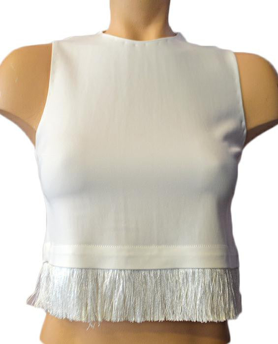 Kennedy Top - WHITE