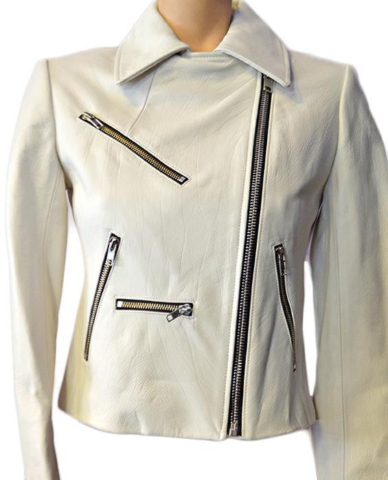 Anouk Jacket - White
