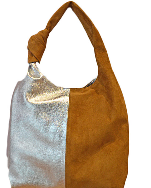 Knot Tote CAMSLV