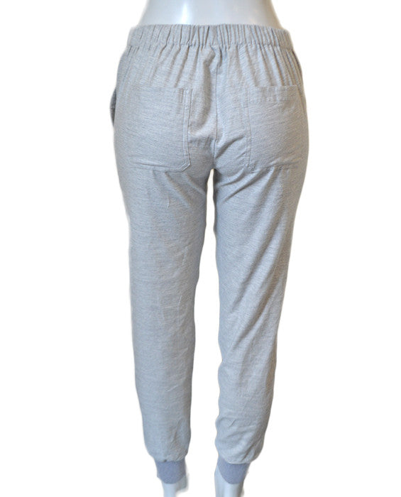 Patch Pkt Jogger - HGREY