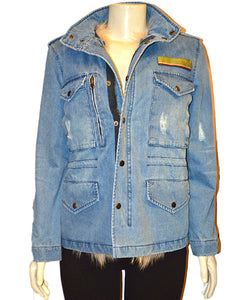 Rory Jacket DENIM
