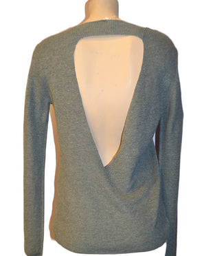 Samantha Sweater - HGREY