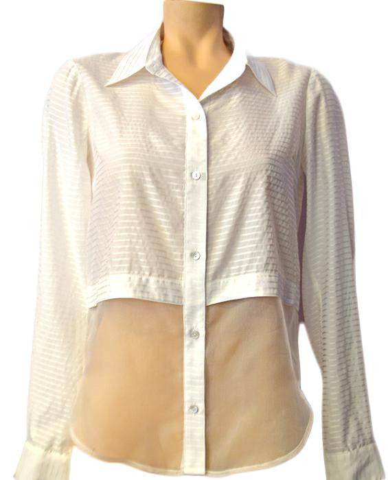 Jeza Top - WHITE