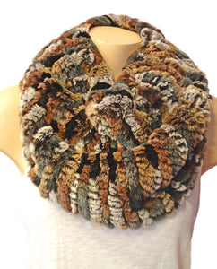 Rabbit Elastic Cowl - MULTBROW
