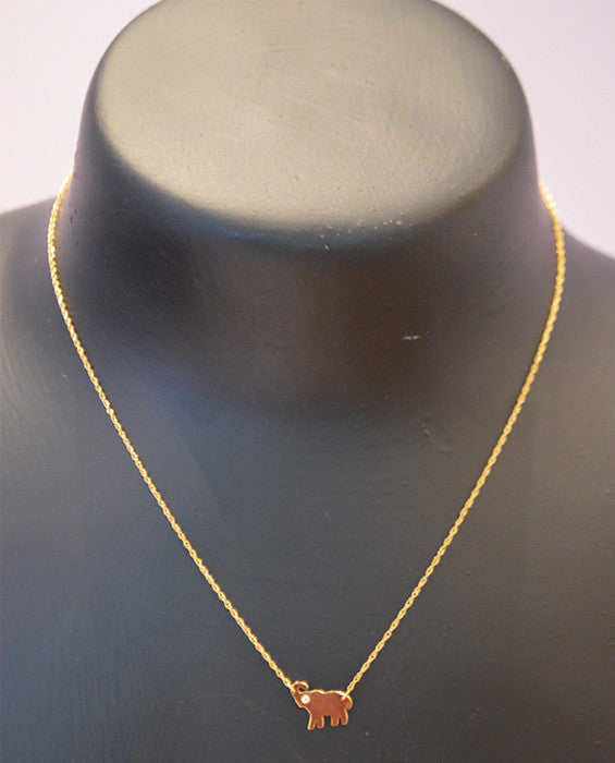 Erin Necklace - YELVERM