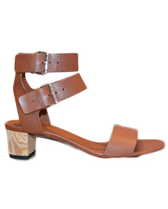 Ria Sandals - WHISKEY