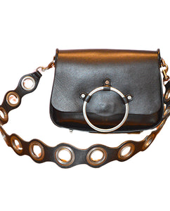 Ring Shoulder BLACK