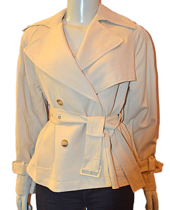 Cropped Trench - 292SDS