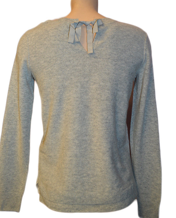 RS EMB Pullover- GREY