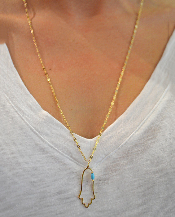Annaliese Neck - GOLD