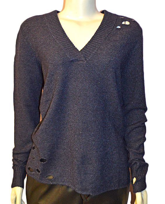 Moore Sweater - NAVY