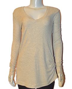 Tinsley Sweater BUCKWHT